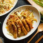10xo醬豬扒炒公子麵
